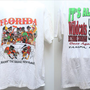 Other - 1994 VTG FLORIDA CLASSIC Bethune Vs FAMU Rap Tee
